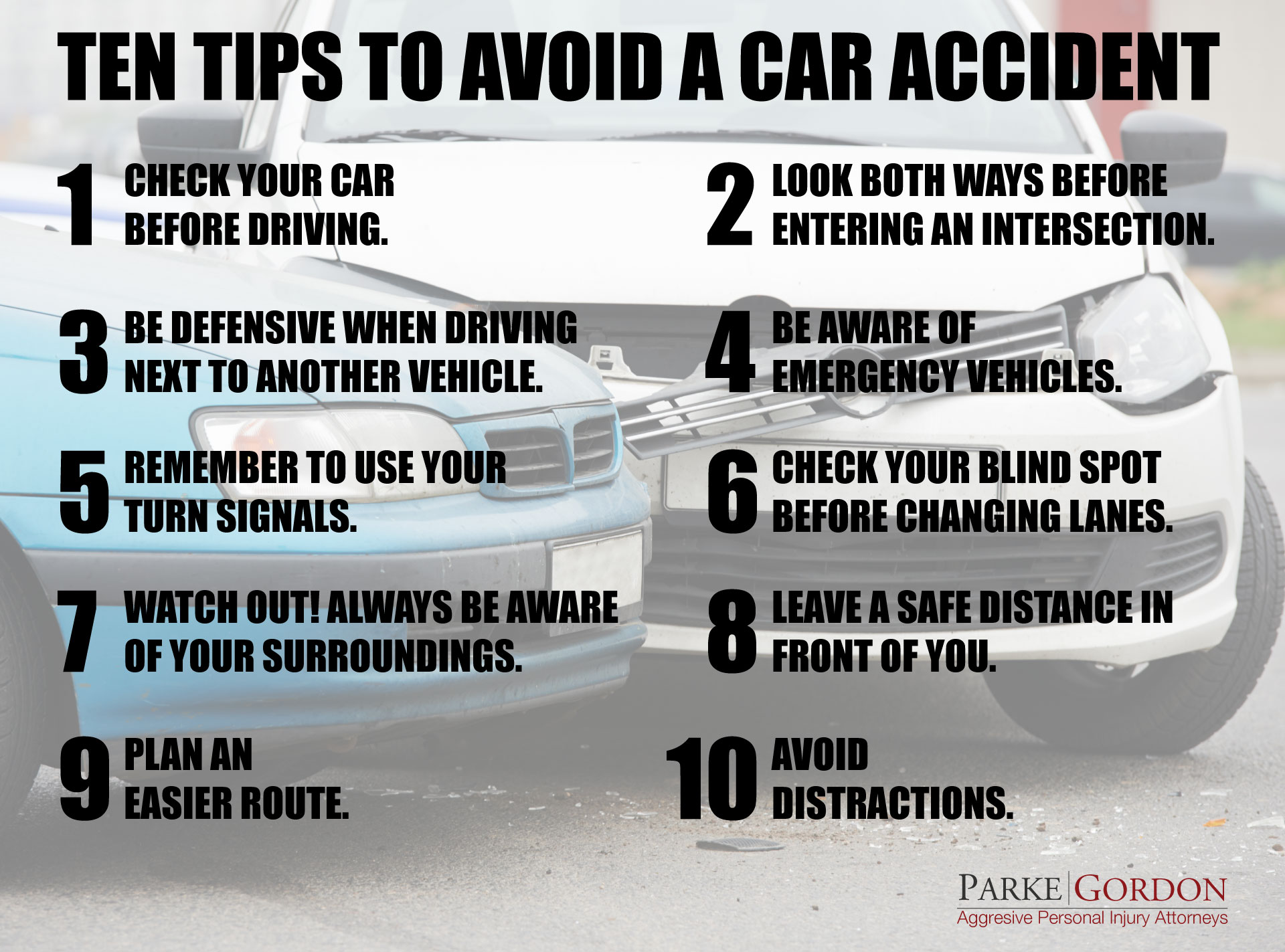 Before driving your vehicle